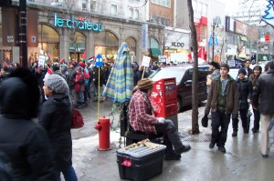 protest passes spoonman