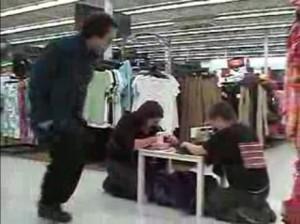 jamming Wal-Mart