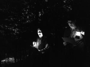 Infringement Festival - Haunted Moutain Tour.