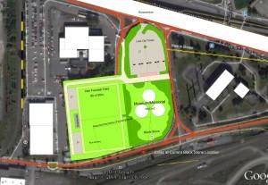 Updated park plan