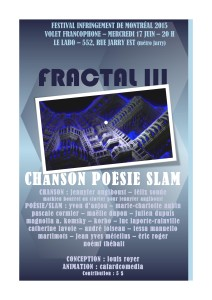 AFFICHE-FRACTALE